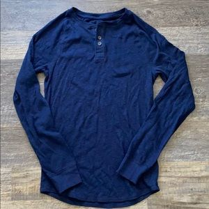Navy Mossimo Shirt size Small